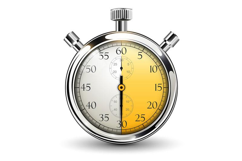 Dockscheduling - Czas operacji